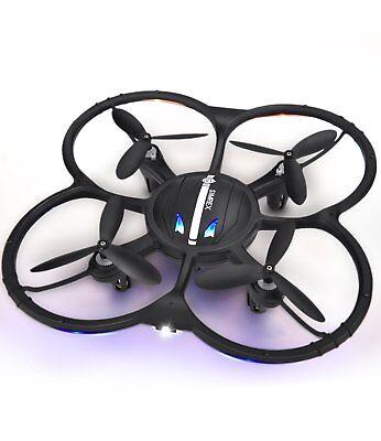 SIMREX X400-V2 Drone RC Quadcopter Altitude Hold Headless RTF 3D 360 Degree Flip