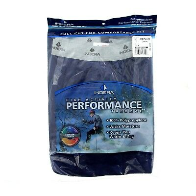 Indera 21DR Men's Polypropylene Performance Winter Thermal Long Underwear Pants