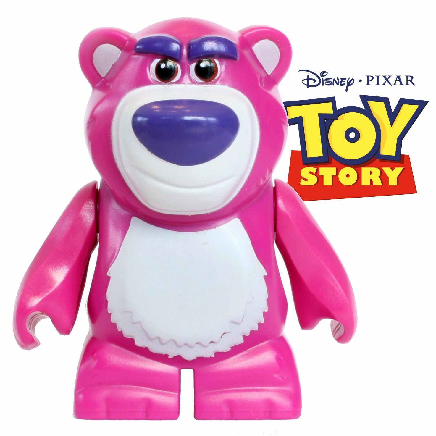 Pixar Toy Story 3 Exclusive 15 Inch Deluxe Plush Figure Lotso Lots O... Disney