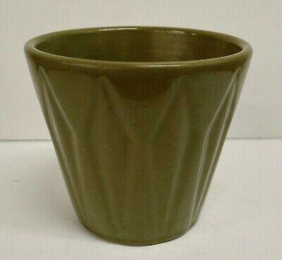 Vintage Flower Pot Mid-Century Modern Pattern