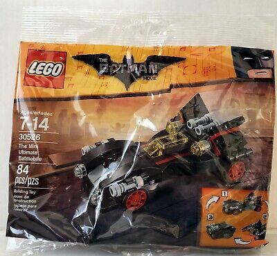 LEGO The Batman Movie Mini Ultimate Batmobile (30526)