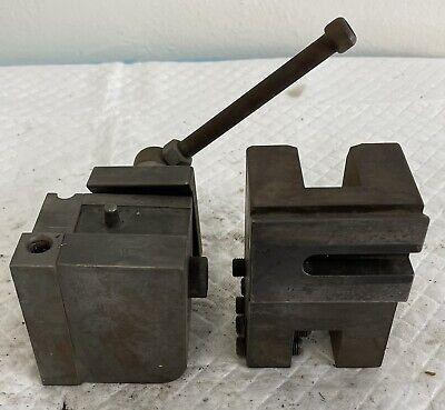 Kirkelie 207 Holder Watchmaker Instrument Lathe Quick Change Tool Post Miniature