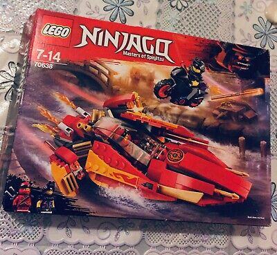 Lego Ninjago Masters Of Spinjitzu 70638