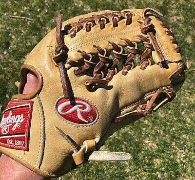 """11.5/"""" PRO204-2HT RHT Rawlings Horween Limited Heart of the Hide Glove"""