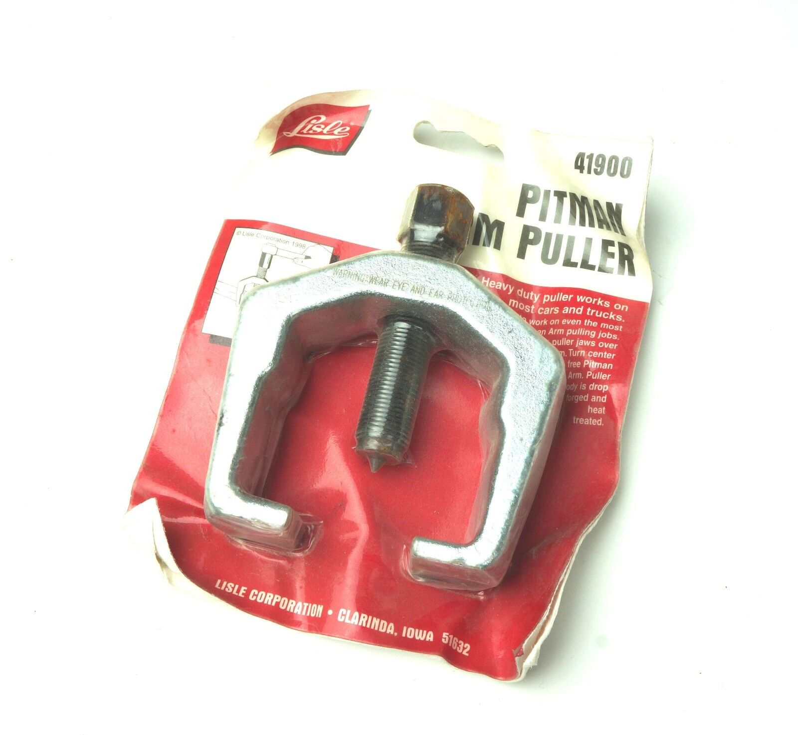 Lisle 41900 Pitman Arm Puller New Other See Details