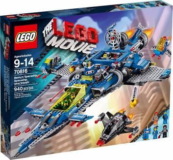 LEGO Movie Benny's Spaceship, Spaceship, SPACESHIP! 70816