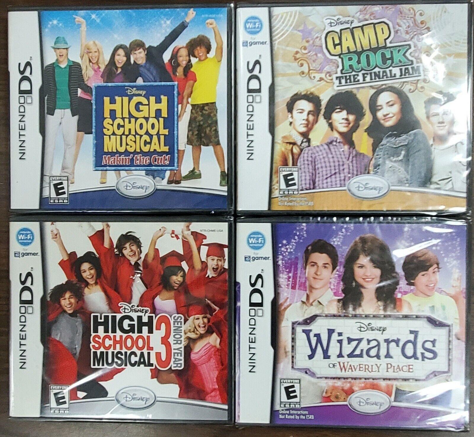 High School Musical: Makin the Cut! (2007) Nintendo DS