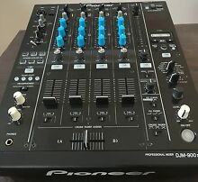 Pioneer DJ Mixer - DJM900 NXS (customised) Brunswick East Moreland Area Preview