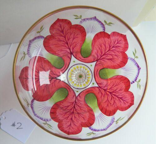 Theresienthal Meyrs Neff  Enameled Glass Goblet #2 - Art Nouveau era