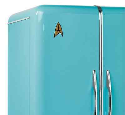 Star Trek Command Insignia TOS refrigerator magnet
