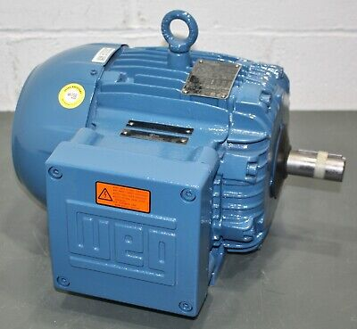 Weg Hazardous Location Motor 00318xt3e182t 208-230460vac 3 Hp Tefc 1760 Rpm