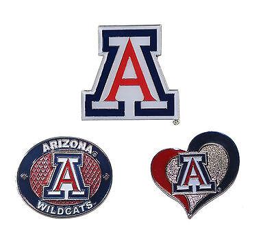 Arizona Wildcats Lapel Pins About 1