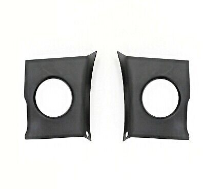CLASSIC MORRIS MINOR PAIR OF FRONT INNER WING BRACKETS UK SUPERIOR  MADE
