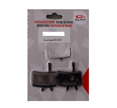 Pastillas de Bicicleta Frenos de Disco Hidraulico Mecanico Hayes HFX1 HFX9 3294