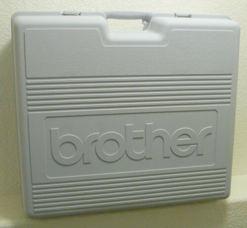 Brother Quattro 6000D Embroidery Machine CASE ONLY Genuine Carry Storage Travel