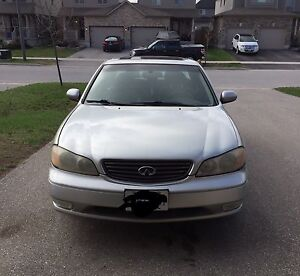 2002 infinity I35. As-is 1,800$