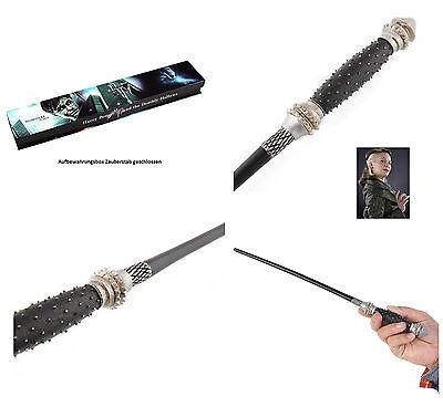 Narzissa Malfoy Zauberstab + Box 34cm Replikat (Harry Potter) Neu