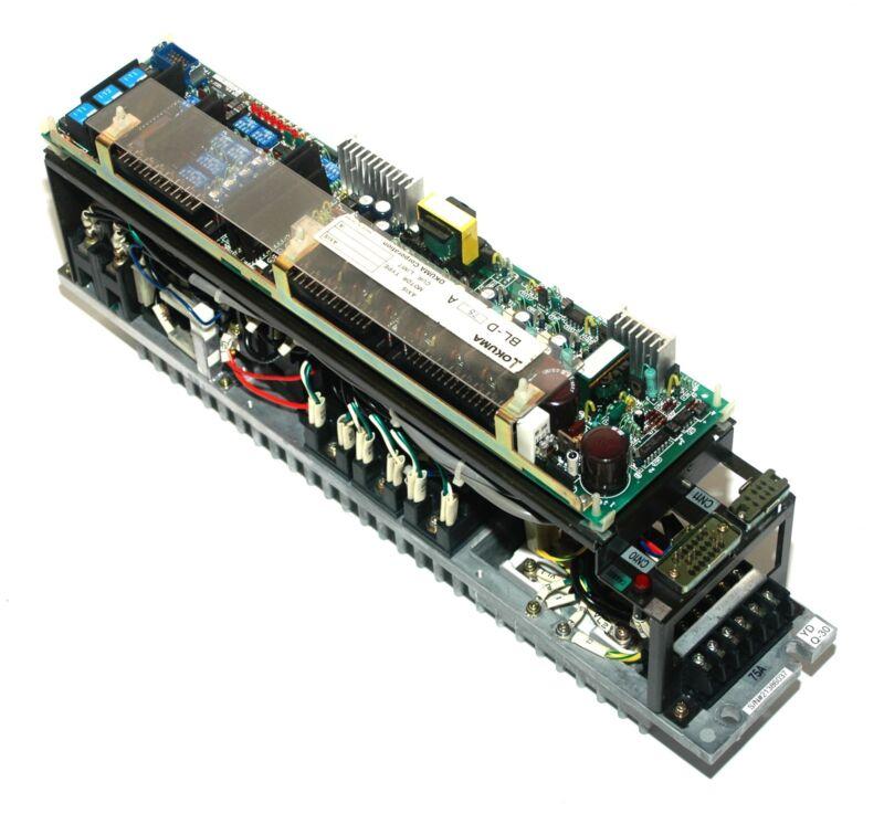 Repair Or Exchange Okuma Bl-d75a Servo Drive [pzex]