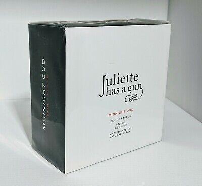 Juliette Has a Gun MIGNIGHT OUD Eau de Parfum EDP 100ml NEW/Sealed