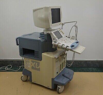 Toshiba Aplio Xv Ultrasound System Ssa-770a W Pvt-385bt Plt-1204at Probes