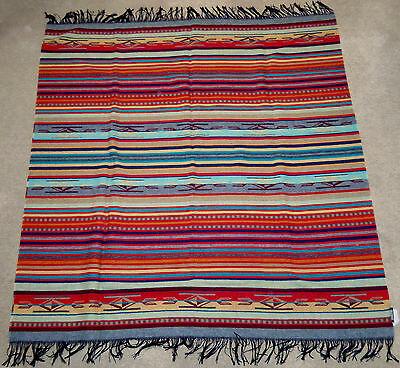 Pendleton Chimayo Throw Blanket Garnet New with Tags