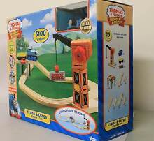 Thomas and friends wooden Railway - Cargo Track plus extras Coogee Eastern Suburbs Preview