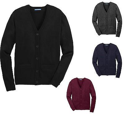 Deep V-neck Cardigan (MEN'S 5 BUTTON FRONT, DEEP V-NECK CARDIGAN SWEATER, POCKETS, LOW PILL, S-4XL)