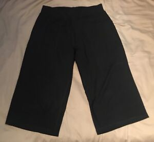 Size Medium men's Lululemon Capri yoga pants