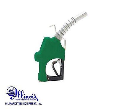 Husky 045710n-03 Fuel Nozzle Diesel High Flow 1gs H Green