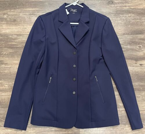 SmartPak Piper Show Coat - Navy - Ladies S