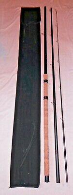 vintage daiwa ivan marks harrier MKII 13ft match float rod in bag