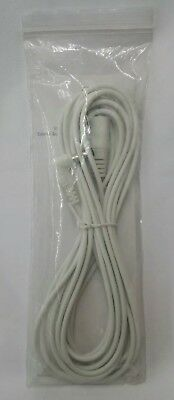 SONIC ALERT SA SBE115 15FT EXTENSION CORD for SUPER SHAKER BOOM ALARM CLOCK BED Sonic Extension Cord