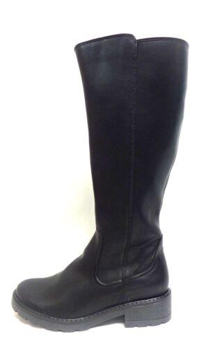 Jenny Damen Stiefel schwarz Größe 37 38 39 40 41 Weite L extra weit Gefüttert