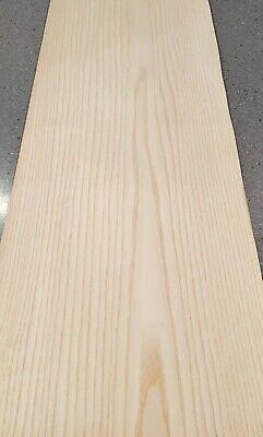 Ash Wood Veneer 3 Wide Sheets 38 X 14.5 11 Sq Ft
