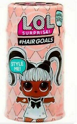 1 x LOL Puppe mit Haaren  Surprise Innovation Hairgoals ORIGINAL  L.O.L (Puppe Mit Haar)