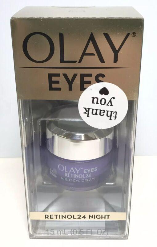 Olay Eyes Retinol 24 Night Eye Cream 0.5oz 8182