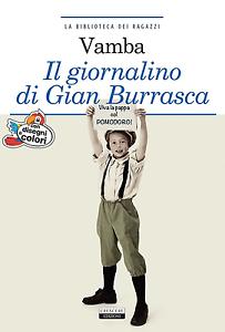 Il-giornalino-di-Gian-Burrasca-di-VAMBA-Crescere-Ediz-LIBRO-NUOVO