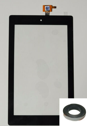 Amazon Fire 7 9th Generation (2019) M8S26G Touch Screen Digitizer Glass