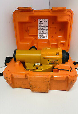 Nikon Ax-1 Autolevel Surveying Equipment Level Ax1 Made In Japan Free Shipping