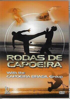Rodas De Capoeira with the Capoeira Brasil Group (DVD)