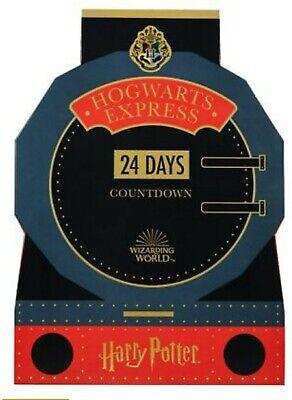Harry Potter Hogwarts Express Advent Calendar New 2020 - 24 Beauty Christmas