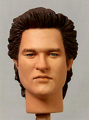 1:6 Custom Head of Kurt Russell as Jack Burton V1 from Big Trouble Little - Custom Big Heads