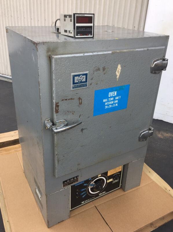 "Blue M DL-112A-2 Constant Temperature Cabinet Oven ID 20"" X 20"" X 15"