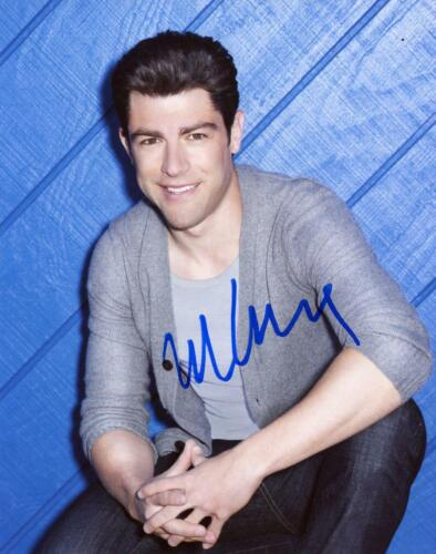 """Max Greenfield """"New Girl"""" AUTOGRAPH Signed 8x10 Photo"""