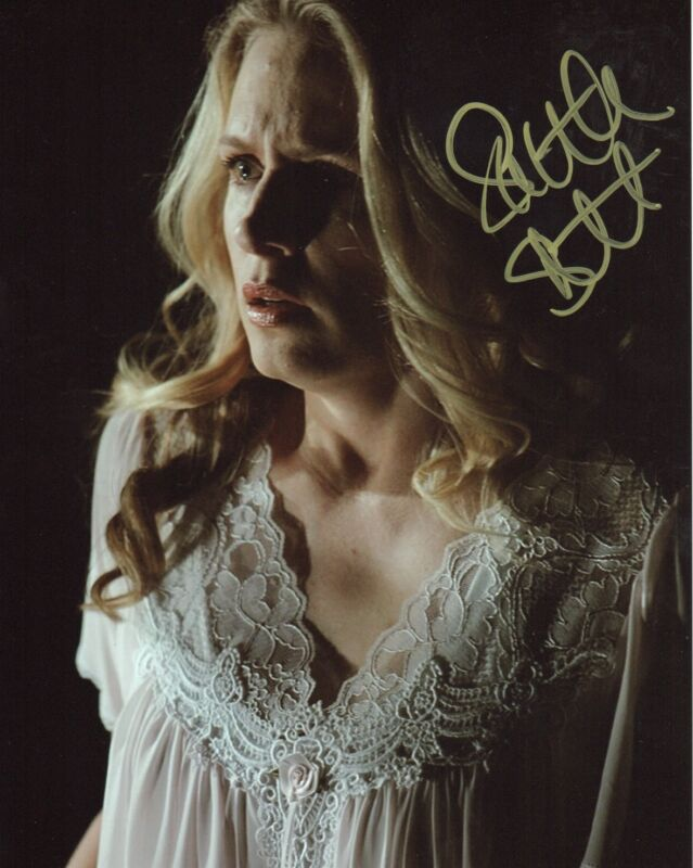 Samantha Smith Supernatural Autographed Signed 8x10 Photo COA #3