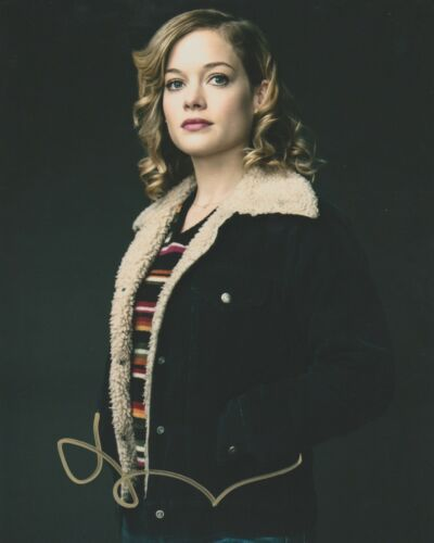 Jane Levy Castle Rock Autographed Signed 8x10 Photo COA #MR480