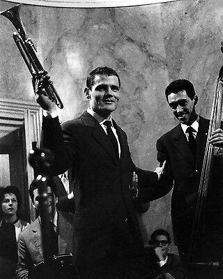 "Chet Baker 10"" x 8"" Photograph no 1"