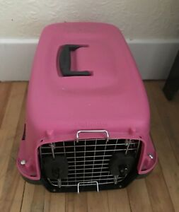 Pink Small Dog/Cat Carrier!