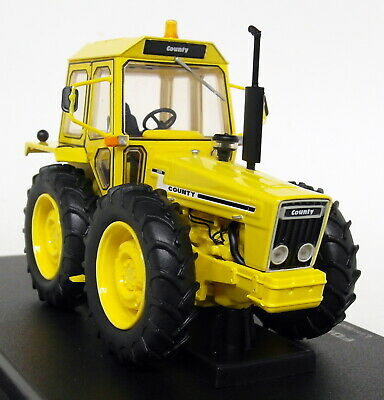 UH 1/32 Scale - 6212 Ford County 1174 Yellow Edition Diecast model Farm Tractor for sale  Shipping to Ireland