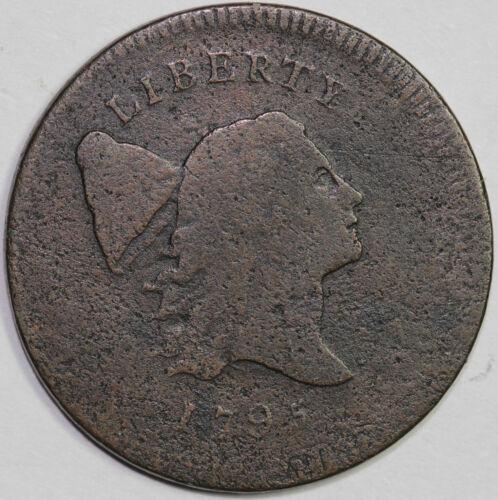 1795 1/2c C-6a Liberty Cap Half Cent